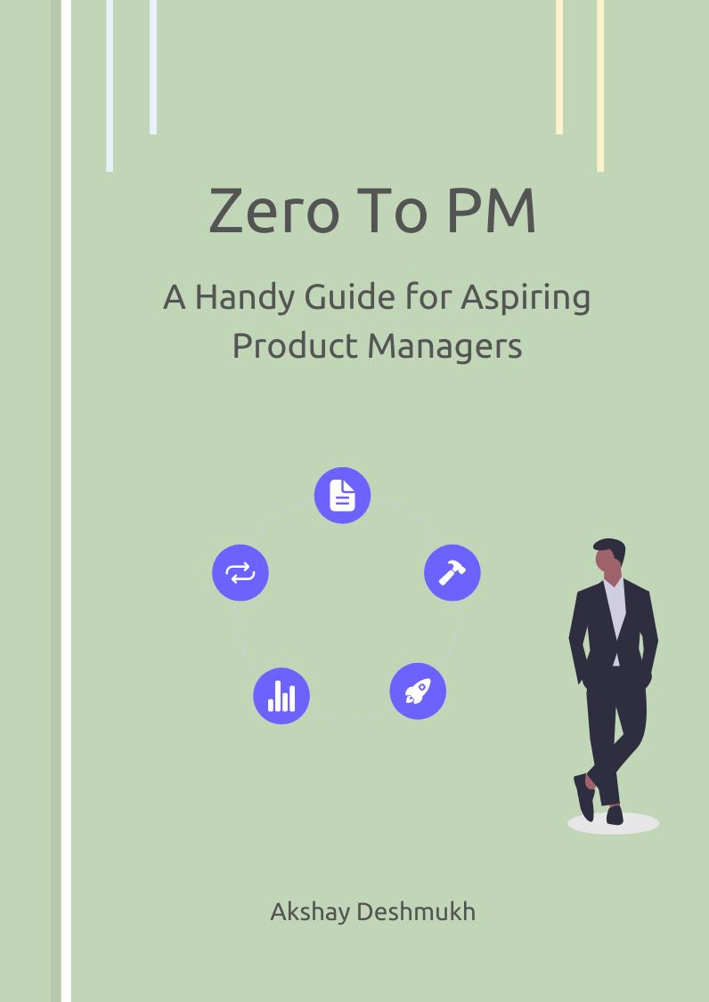 Zero To PM